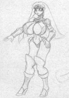 Super Spand X model by Animewave-Neo