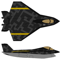 FA-32H Wasp by IgorKutuzov