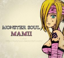 Mamii-Monster Soul7 by LadyNoa
