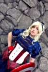 Steampunk Captain America 2 by BluRockAngelCostumes