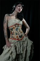 Corset and more Attitude by Roboffin