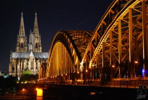 Cologne II by Allerlei