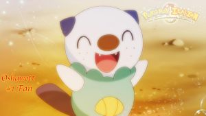 Oshawott number one by Flitzalys