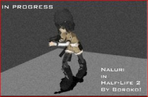 Naluri HL2 Verison by LordBorok