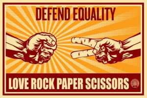 Rock Paper Scissors by T1o