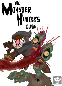 Monster Hunter's Guide Promo by ARTMONKEYMG