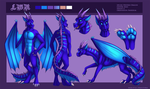 Lwr Reference Sheet by Silvixen