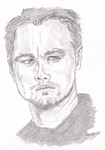 Billy Costigan / Leonardo DiCaprio by Frust-sheep