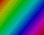 Rainbow fur background by haklar