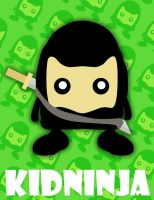 Kidninja by supermanisback