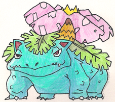 Project Pokedex: #003: Venusaur by FarCryDreamer