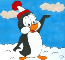 Chilly Willy by 12jack12