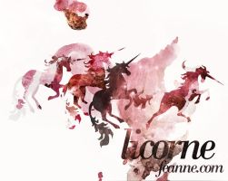 Licorne by feanne