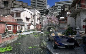 Streets of Asia 2 Octane test 02 by erik-nl