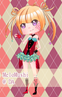 BaseTest Adoptable [Auction] CLOSED by MeloMushi