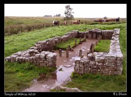 Temple of Mithras rld 01 by richardldixon