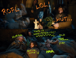 Gotta Luv Dwarves by Bad-Luck-Bree