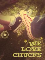 We Love Chucks :) by smurfpunk