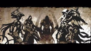 Darksiders 2 by xHeroess