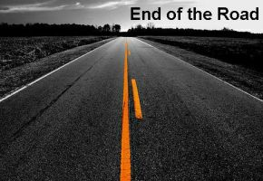 End of the Road by Angellore69