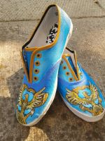 Ravenclaw Canvas Shoes by DorianBasil