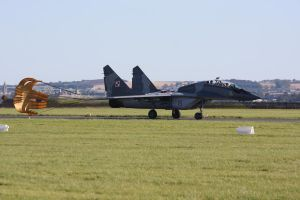 MiG 29 by james147741