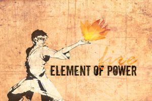 Fire: The Element of Power by pryncessashleigh