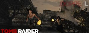 lara escaping from a psychopat by doppeL-zgz