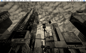 NYC desktop wallpaper by falafelkiosken