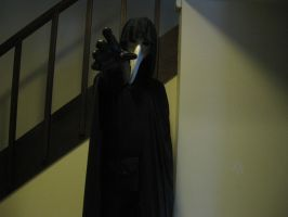 SCP-049 Costume Complete 2 by Enigma-Cat