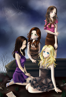 Pretty Little Liars by Yenni-Vu