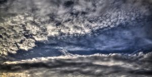 Cloudy Sky by Laurence-CE