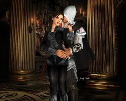 Kiss of an Assassin by AlienFodder