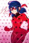 Miraculous Ladybug! by Artic-Blue