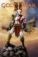 God of War 2 by JZINGERMAN