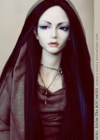 Adel. new face up by surya-s-dolls