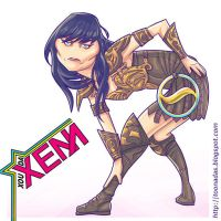 Xou da Xena by Ferlancer
