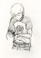 Cleanin the Shades by Zalein
