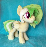 OC Lucky Charm Plushie :Commission: by AppleDew