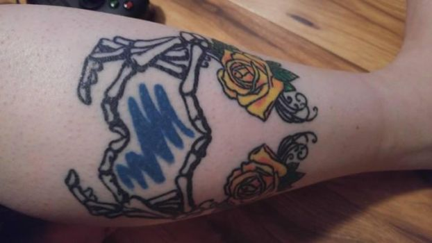 my other tattoo by Littlemoments86