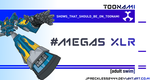 Megas XLR Should Be on Toonami by JPReckless2444