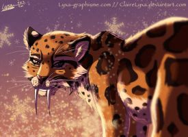 Purple Tiguesse by ClaireLyxa
