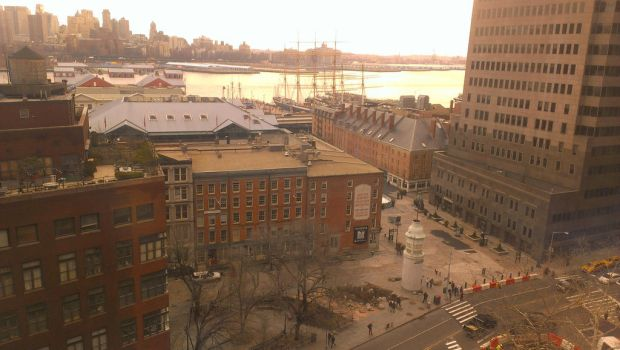 South Street Seaport 1 by ShotGlasses