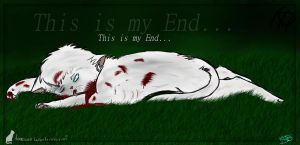 This is my end by Nananoontje