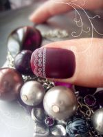 Suede 2 by NailsyMo
