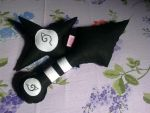 Handmade Anime Naruto Kunai and Shuriken Set by RbitencourtUSA