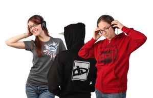 dA Decibel Pack by deviantWEAR