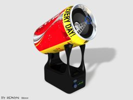 Coca-Cola Speaker by The-Ronyn