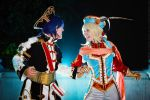 Trinity Blood - Ion and Radu by TaisiaFlyagina