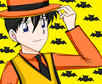 DC - Happy Halloween by mimidan